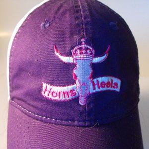 Women's Trucker Hat Roping Royalty Adjustable